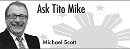 Ask Tito Mike by Michael Scott