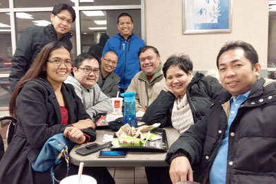 FMC-Engineers Geoscientists Manitoba Execom 2014-2015 (not in photo - May Jonson)