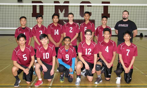 Junior Varsity Boys
