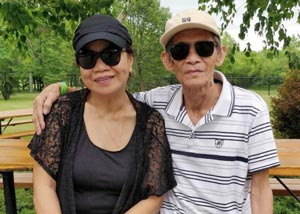 Angelito's parents, Mr. & Mrs. Velasco