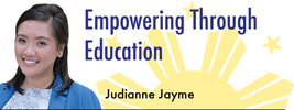 Empowering Through Education by Judianne Jayme