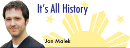 It's All History by Jon Malek
