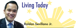 Living Today by Roldan Sevillano Jr.