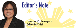 Emmie Joaquin, Editor-in-Chief